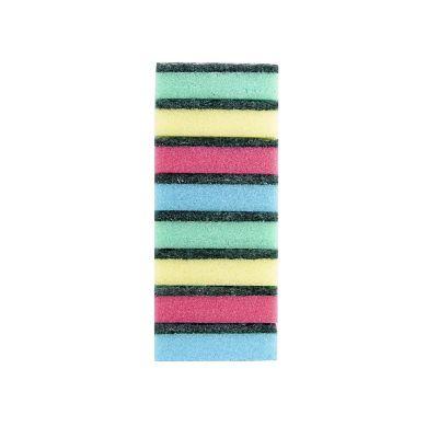 Pack de fibra esponjas 8 piezas