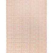 Mantel individual bisque s/ costura de tela plastificada