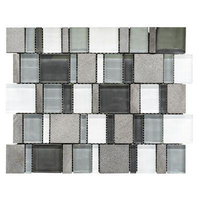 Malla Time Silver 30x30 cm