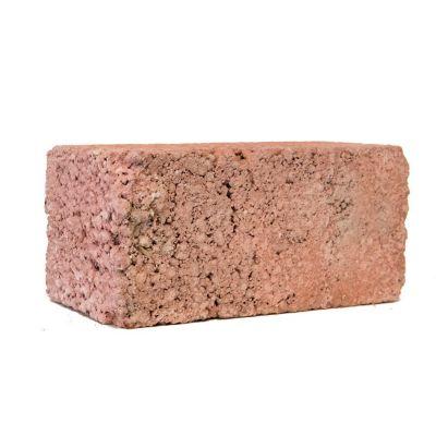 Brick rectangular grande rojo