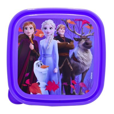 Recipiente para emparedado de Frozen