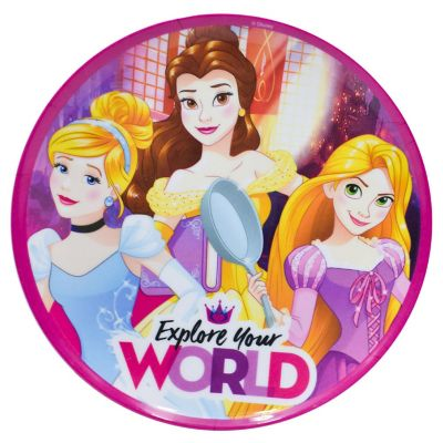 Plato de Las Princesas