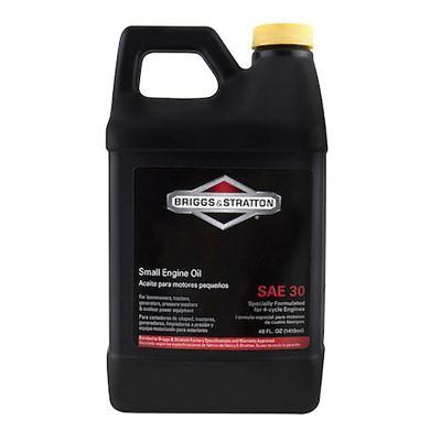 Aceite SAE30 4 tiempos 8 Pzs-48Oz-1419.5 ml