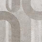 Piso Pavia deco gris 60.6x60.6 cm
