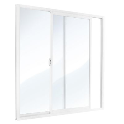 Ventana aluminio blanco 120 x 150 cm
