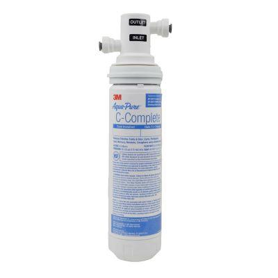 Filtro de Agua APEASY, Reduc de Sedimentos, Cloro, olores y sabores, asbestos, quistes, plomo, mercurio etc.