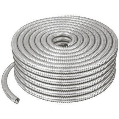 Tubo metálico flexible 3/4¿ 50m
