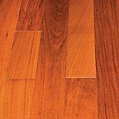 Piso madera sólida Brazilian Cherry natural 18x125 mm