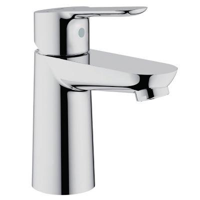 Monomando de lavabo Bauedge sin desague automático