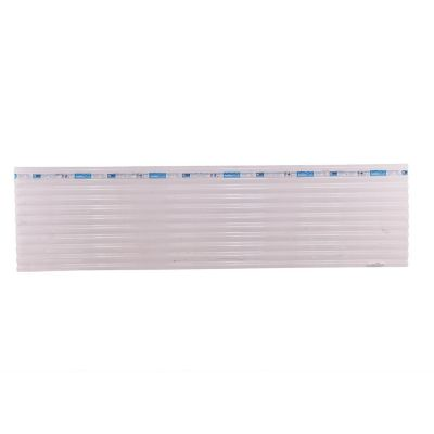 Lámina Maxiluz cristal 0.81 x 3.05 cm