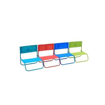 Silla de playa colores 40 x 48 x 50 cm