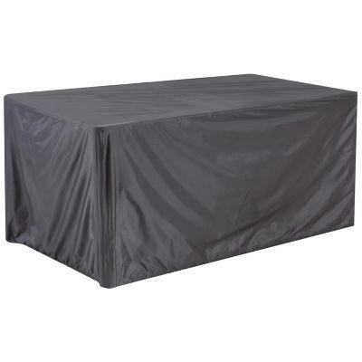 Funda para mesa rectangular tamaño L