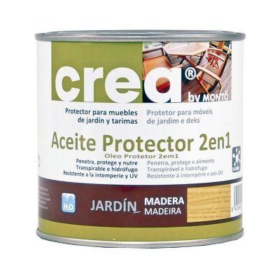 Aceite Protector 2.1 Nogal 500ml