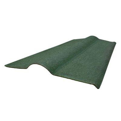 Cumbrera onduvilla 1 X .50 m verde