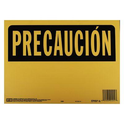 Senal Precaucion