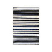 Tapete Reflex raya azul 160x230cm