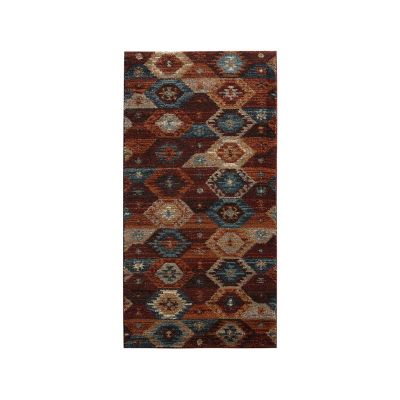 Tapete Canyon multi red 60x115cm