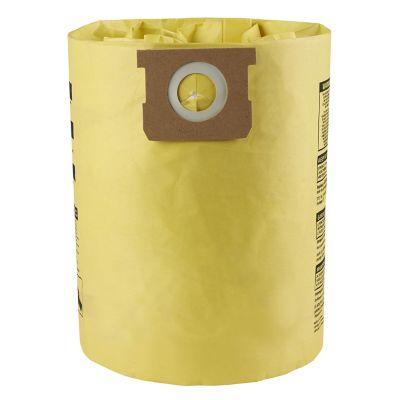 Bolsa filtrante 9067233 bicapa de alta eficiencia para aspiradoras Shop-Vac de 10-14 Galones (polvo fino)