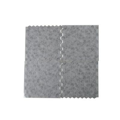 Mosaico autoadherible panal