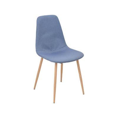 Set 4 sillas tamesi azul