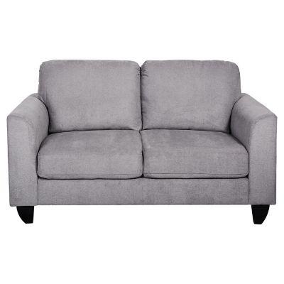 Sofa Clasico 2C 142X86X86 Cm Gris