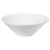 Lavabo de cerámica circular 42 cm