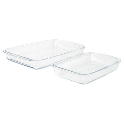 Set 2 refractarios rectangular/rectangular