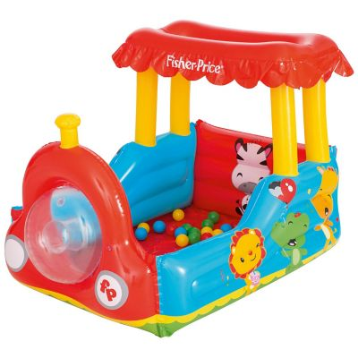 Tren inflable