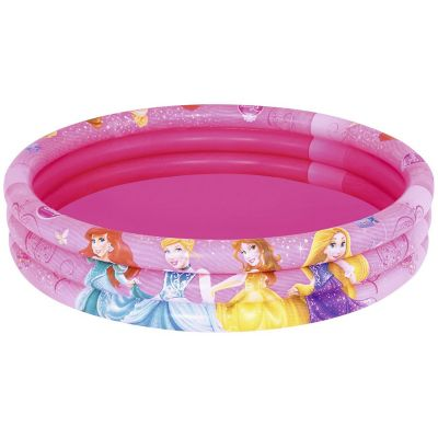 Piscina inflable princesa