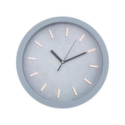 Reloj de pared gris 30cm