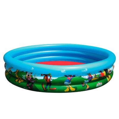 Alberca inflable Mickey