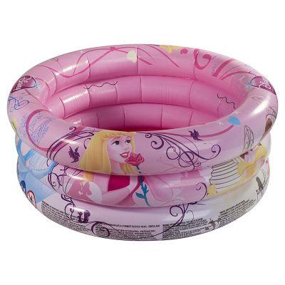 Alberca inflable para bebé princesas