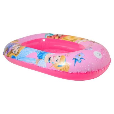 Bote inflable princesas