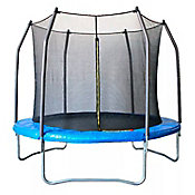 Trampolin con red 8 pies