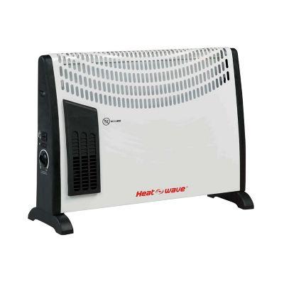 Calefactor electrico c/termostato