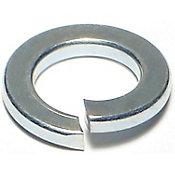 Arandelas de cerradura partida de zinc12mm,1 PZ
