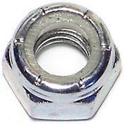 Tuercas gruesas de inserción de nailon y zinc5/16-18,1 PZ