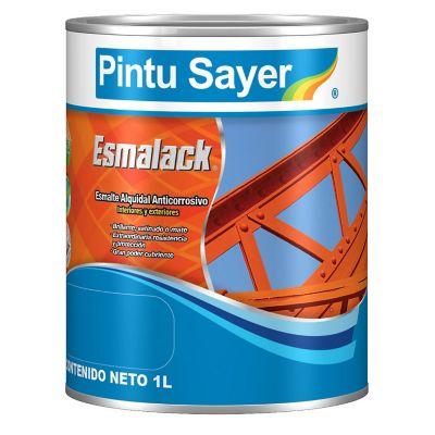 Esmalte Esmalack amarillo limon 1l