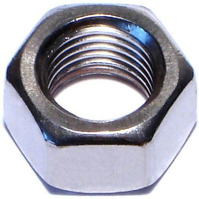 Tuerca Hexagonal maquina  3 / 8-24-1PZ