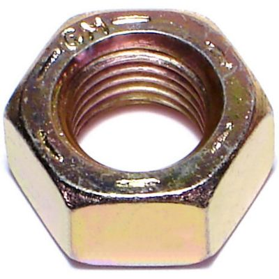 Tuercas hexagonales cuerda fina - Grado 8  7 / 16-20-1PZ