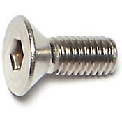 Tornillos de cabeza socket  acero inoxidable  10-32 x 1/2-2PZ