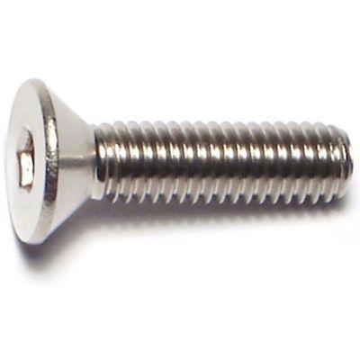 Tornillos de cabeza socket  acero inoxidable  10-32 x 3/4-2PZ