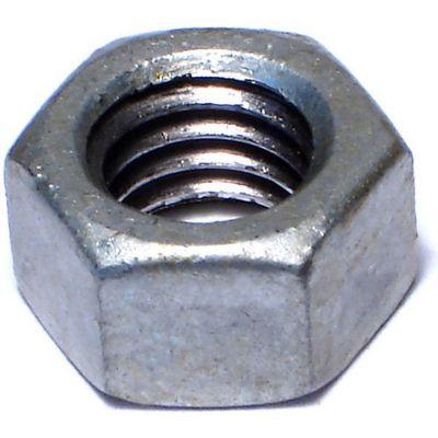 Tuercas hexagonales de terminación gruesa deGalvanized 3/8-16 100PZ