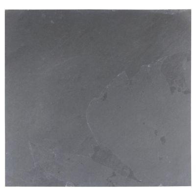 Piedra Pizarra Nat Negro 60X60cm