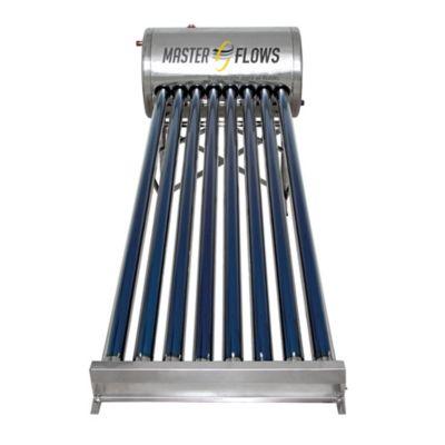 Calentador solar 8 tubos 94 lts