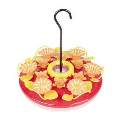 Colibris  alimentador disco  floral 500 ml