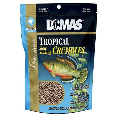 Mini pellets para peces  tropicales 90 grs