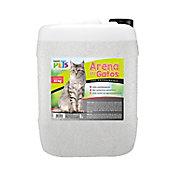 Arena para  gato  garrafa 10 kilos