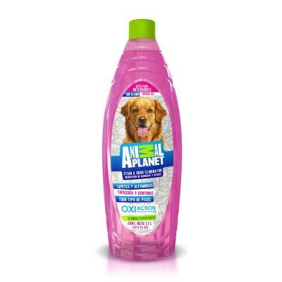Limpiador de Interiores Y Removedor de Olores Animal Planet 1000ml 12 pz