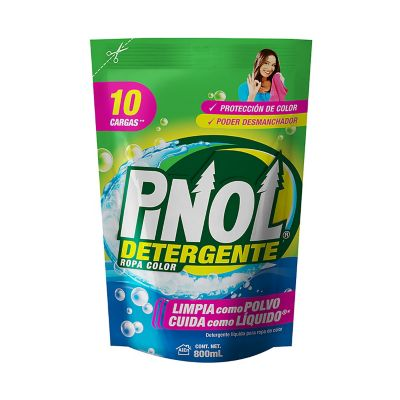 Detergente liquido ropa color 800 ml